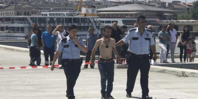 İstanbul Kadıköy'de polise arkadaşının boğulduğu yeri gösteren Aziz Mertcan Aytaç'ın cesedi 2 hafta sonra aynı yerden çıktı!