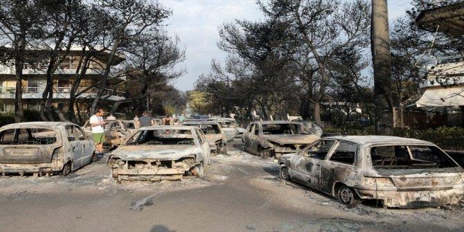 Yunanistan'daki yangın felaketi için kan donduran yorumlar! Sosyal medya ayağa kalktı