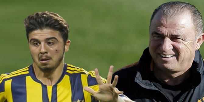 Ozan Tufan'ın Galatasaray'ı gitmek istediği öğrenildi
