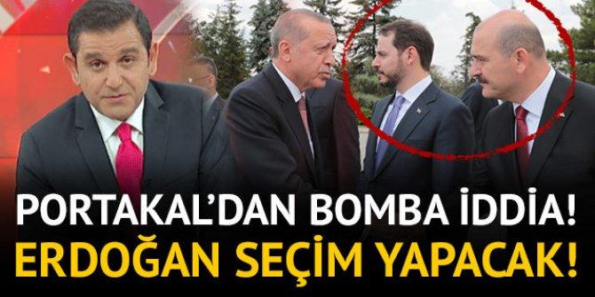 FOX TV Ana Haber sunucusu Fatih Portakal'dan bomba iddia!