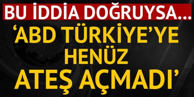 Fatih Altaylı yazdı: ABD henüz Türkiye'ye ateş açmadı
