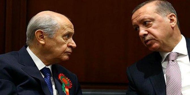 Devlet Bahçeli'den flaş açıklama: Erdoğan ile yeni görüşmeye ihtiyaç yok