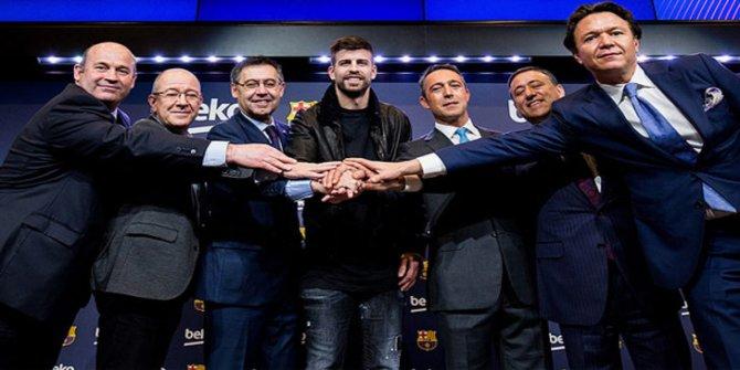 Barcelona'nın yıldız adayları gelişimini tamamlamak için soluğu Samandıra'da alacak