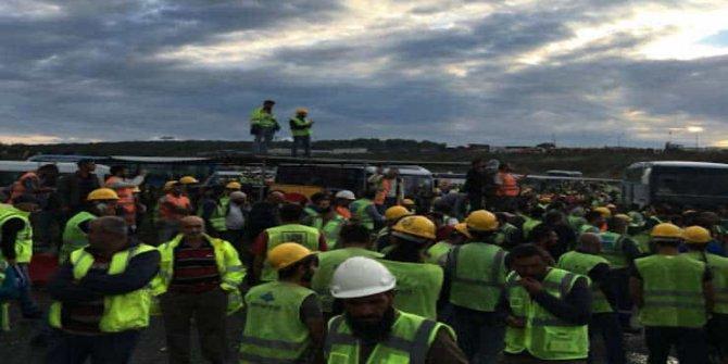 3. Havalimanı eyleminde son dakika gelişmesi: 24 kişi tutuklandı!