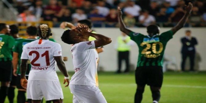 Akhisarspor 3 - 0 Galatasaray (Spor Toto Süper Lig 6. hafta puan durumu)