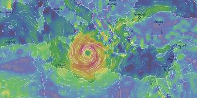 Kasırga Türkiye'yi 'teğet geçti' derken yeni uyarı geldi! Uzman isim gün verdi