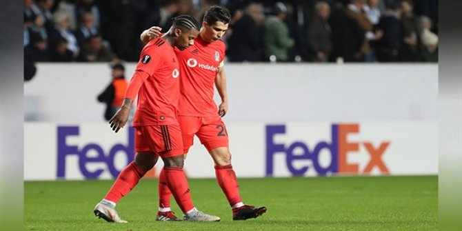 Beşiktaş kayıplarda