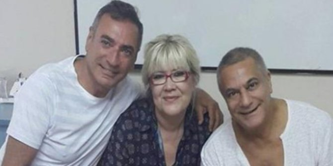 Yeşim Erbil abisi Mehmet Ali Erbil'e seslendi: Hadi abicim sıkı sıkı tut uzatılan ipi
