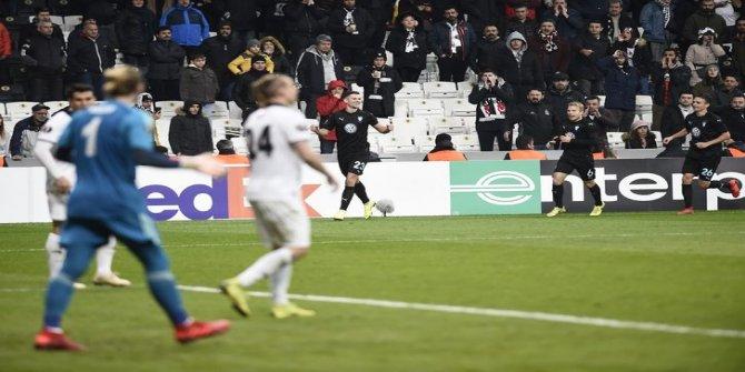 MAÇ ÖZETİ | Beşiktaş 0 - 1 Malmö (UEFA Avrupa Ligi)