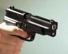 Halk plajında silahla cinayet
