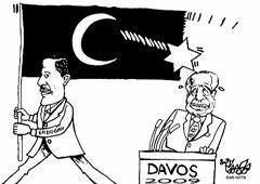 'İşte Davos Karikatürü'