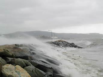 Meteoroloji'den son dakika uyarı! 10 Aralık 2017 İstanbul'da hava durumu nasıl?