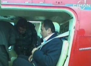 Yazıcıoğlu kazasında şok fotoğraf