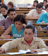 KPSS Önlisans ve Ortaöğretim yapıldı
