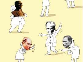 Bedelli  için Atatürk'ü istismar