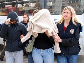 Aşk gaspçısı kadına 10 yıl hapis