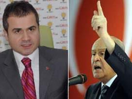 AKP'den MHP'ye sert cevap !