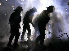 Patlamada 17 işçi öldü