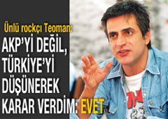 AKP'yi değil anayasayı oylayacağız
