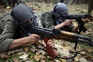 Tunceli-Bingöl sınırında çatışma