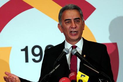 Galatasaray mahkemeyi bekliyor
