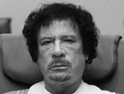 Kaddafi'nin 1 oğlu 3 torunu öldürüldü