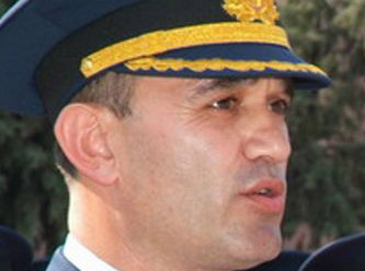 Muvazzaf General'e ceza verildi