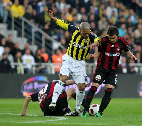 Fenerbahçe uzatmada yendi