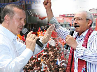 Liderler seçim mitinglerinde