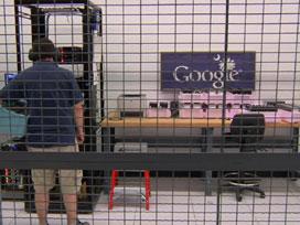 Google'ın gizli bilgi merkezi
