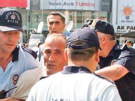 Erdoğan'ı ölümle tehdit etmiş