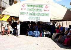 BDP'lilerin maskesi düştü