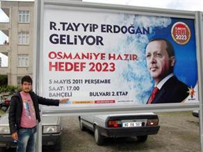 AKP Osmaniyede geri adım attı