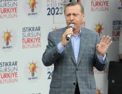 Erdoğan: Hodri Meydan!