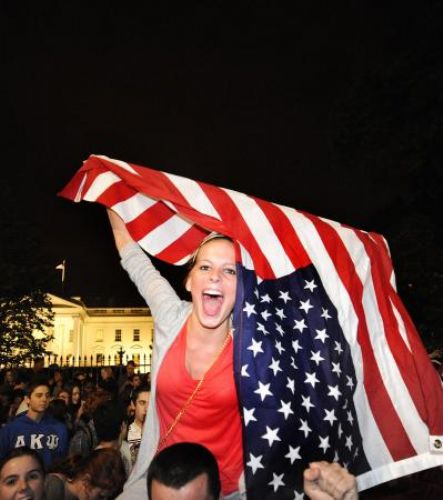 ABD'den sevinç gösterileri