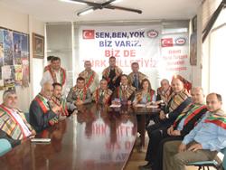 Yörük Türkmen Şöleni'ne Okuntu