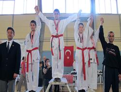 Furkan Berberoğlu'nun başarısı
