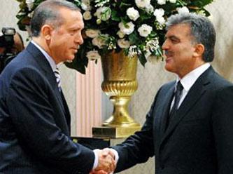 Gül-Erdoğan görüşmesi