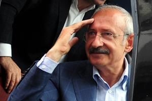 Kılıçdaroğlu'na 'Bozkurt' selamı