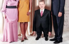 Bu resim Erdoğan'ı kızdıracak