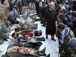 35 kişinin ölümüne PKK sevindi