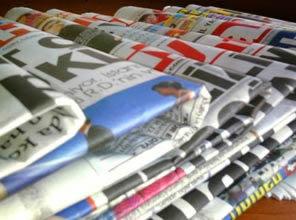 17 Ocak 2015 Gazete Manşetleri