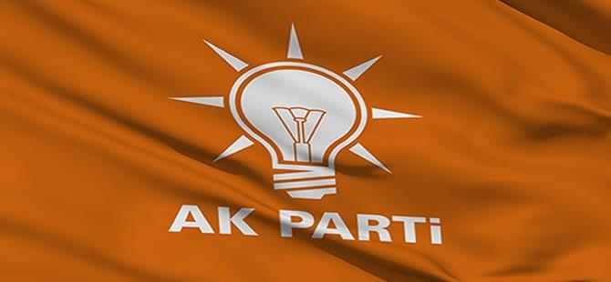 AK Parti MYK açıklandı