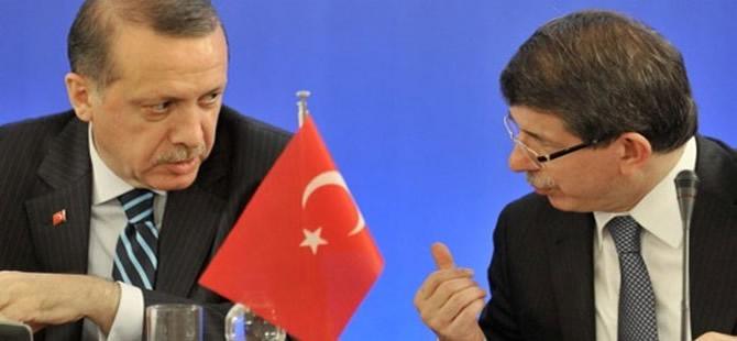 Erdoğan, Davutoğlu'nu atadı!