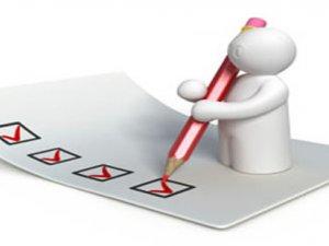 CHP'den AK Parti anketi