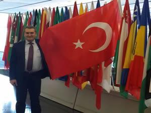 En iyi genç araştırmacı bir Türk!