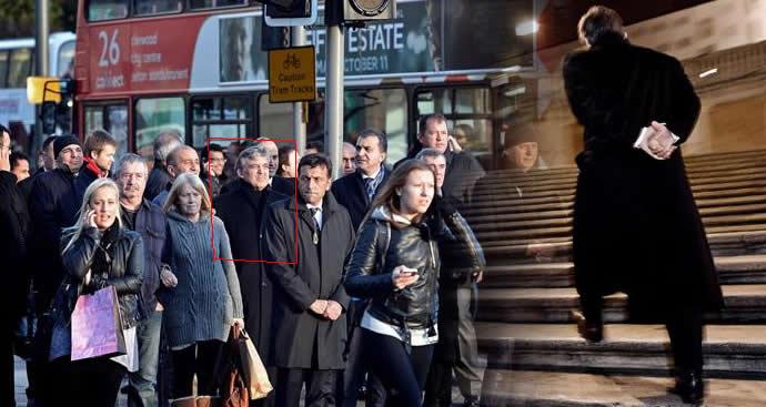 Abdullah Gül'ün ilk defa yayınlanan fotoğrafları 'A Protokol'de!