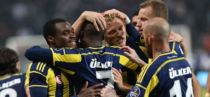 Avrupa'nın en iyisi Fenerbahçe!