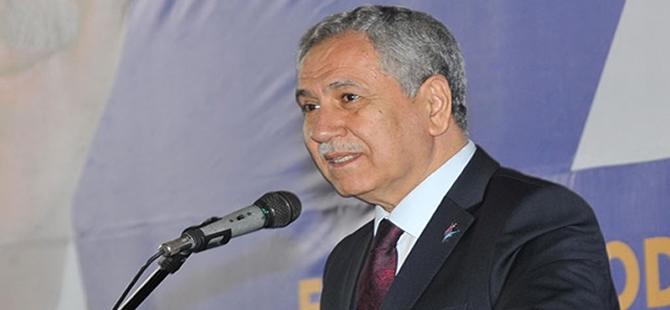 Bülent Arınç'tan Fethullah Gülen'e ilginç gönderme