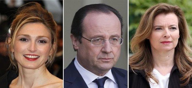 Hollande'ı evden nasıl kovdu?